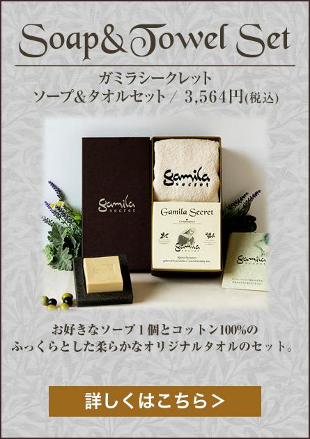 【熨斗ギフト】ソープ&タオルセット